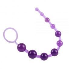 Анальная цепочка SASSY Anal Beads-Blue