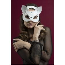 Маска кошки Feral Feelings Catwoman Mask Белая