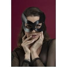 Маска кошки Feral Feelings Kitten Mask Черная