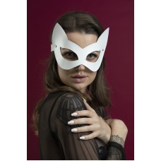 Маска кошки Feral Feelings Kitten Mask Белая