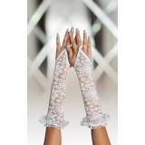 Перчатки Gloves 7708 - white S-L