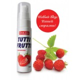 Гель Bioritm Tutti-frutti земляника серии oralove 30 мл