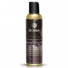 Массажное масло DONA Kissable Massage Oil Chocolate Mousse (110 мл)