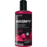 Массажное масло WarmUp Raspberry 150 мл
