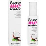 Массажное масло Love To Love LOVE ME TENDER Noix De Coco 100 мл