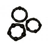 Эрекционные кольца Get Hard - Black