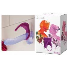 Эрекционное кольцо - BeauMents Joyride Фиолетовая