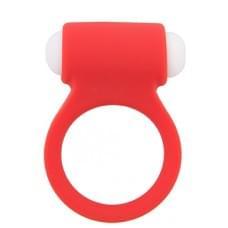 Эрекционное кольцо LIT-UP SILICONE STIMU RING 3, RED