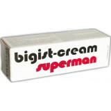 Крем для увеличение члена Bigist Cream Superman