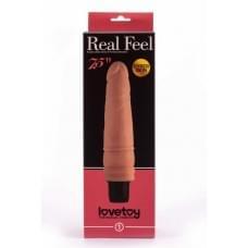 "Реалистичный вибратор - Reel Feel Vibrator Flesh 7,5"""