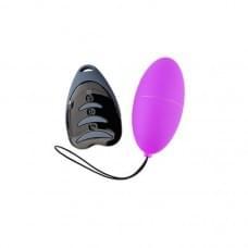 Виброяйцо Alive Magic Egg 3.0 Purple с пультом ДУ
