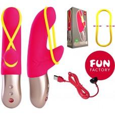 Вибратор Fun Factory Amorino Розовый